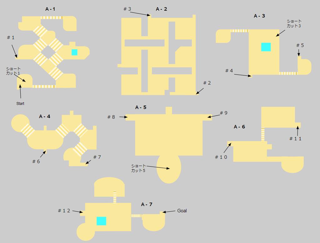 FF11 オデシー マップ